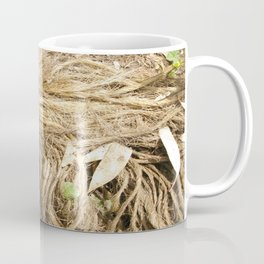 Fraying around the Edges Coffee Mug