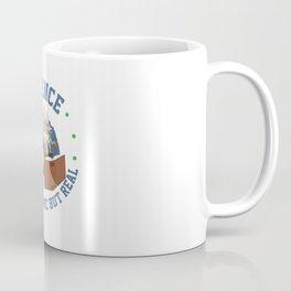 Science Like Magic But Real Wizzard Magician Gift Coffee Mug