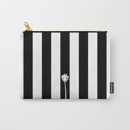 Palm Tree Noir Logo (Inverted) Carry-All Pouch