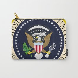 US Presidential Seal Carry-All Pouch
