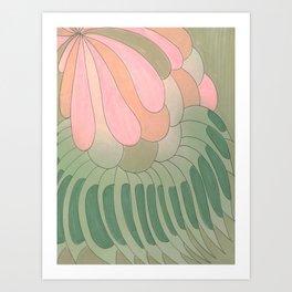 RAMSES 17 Art Print