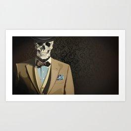 Topp Art Print