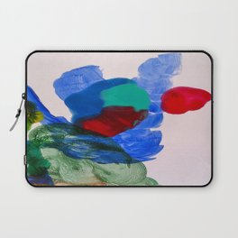 Swirls Laptop Sleeve