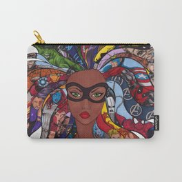 The Girl is Maravilloso Carry-All Pouch