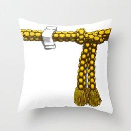 Cordao_Graduado Throw Pillow
