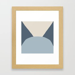 Deyoung Calm Framed Art Print