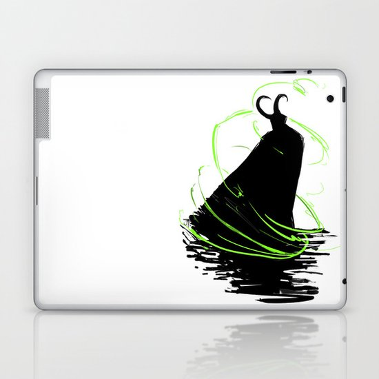 God of Mischief Laptop & iPad Skin