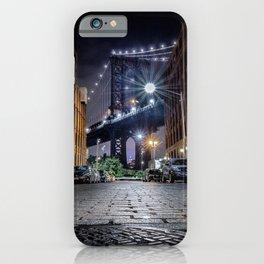 DUMBO, New York City iPhone Case