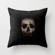 Innere Werte Throw Pillow