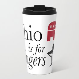 Ohio is for Swingers Travel Mug