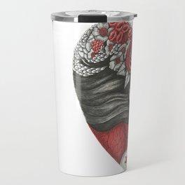 Valentine Girl Travel Mug