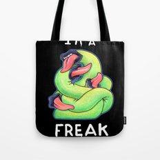I'm a Freak Tote Bag