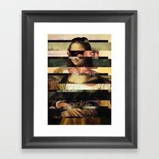 Mona´s Mix 1  Framed Art Print