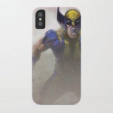 WOLVERINE Slim Case iPhone X