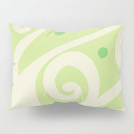 Tree of life - Lime Pillow Sham