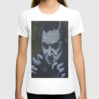 dracula T-shirts featuring Dracula by Paintings That Pop