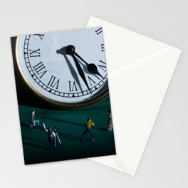 The Clock Watchers Stationery Cards