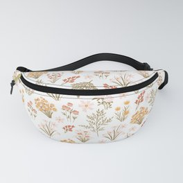 Florals Fanny Pack