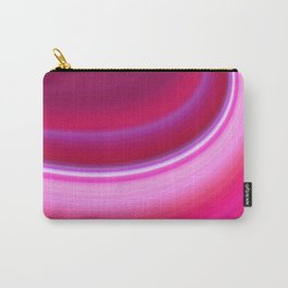 Curve in Pink Carry-All Pouch