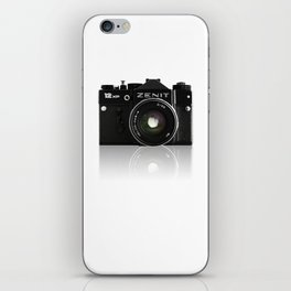 Zenit Camera iPhone Skin