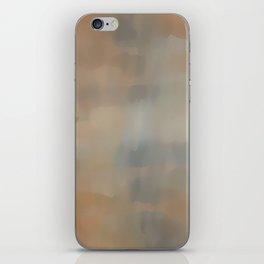 At Dusk Abstract iPhone Skin