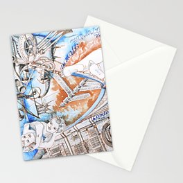 London and Florence Stationery Cards