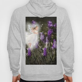 Hyacinth Fairy Hoody