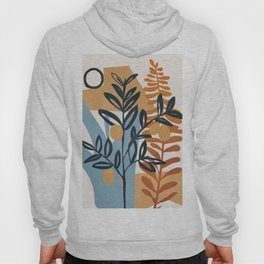 Abstract Plant 05 Hoody