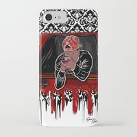 lebron iPhone & iPod Cases featuring 100 Meter Dash! by SaintCastro