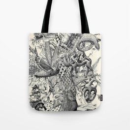 Tree of Wonders Tote Bag