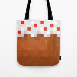 MineCake Tote Bag