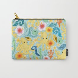 Under The Hawaiin Sea Carry-All Pouch