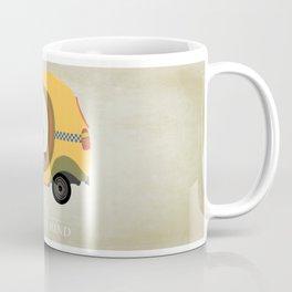 Coco Taxi - Cuba in my mind Coffee Mug