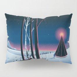 Forest Fire Pillow Sham
