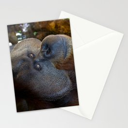 Charlie the Orangutang Stationery Cards