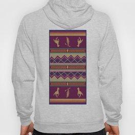 American Native Pattern No. 193 Hoody