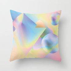 seapunk Throw Pillow