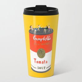 Rooftop party Travel Mug