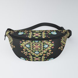 Gothic Folkloric Fanny Pack