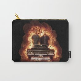 Supernatural Explosion 3 Carry-All Pouch