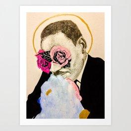 Martin, Patron Saint of Love Art Print