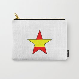 Flag of spain 12-spain,espana, spanish,plus ultra,espanol,Castellano,Madrid,Barcelona Carry-All Pouch