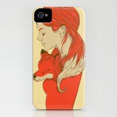 Lady Fox Slim Case iPhone (4, 4s)