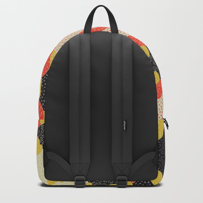 Shaggy day Backpack