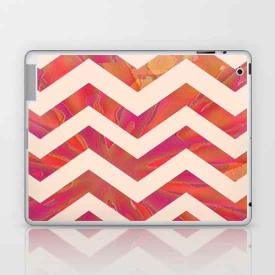 Spitfire Chevron Laptop & iPad Skin