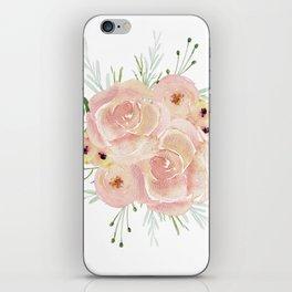 Wild Rose iPhone Skin