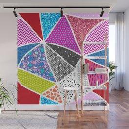 Maximalist Pattern Fest Wall Mural