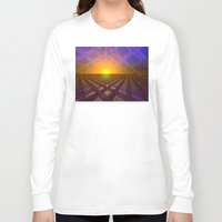 stargate Long Sleeve T-shirts featuring Stargate by Phil Perkins