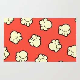 Popcorn Pattern Rug