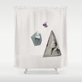 Insightful Shower Curtain